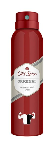 OLD SPICE ORIGINAL SPREY DEODORANT 150ML
