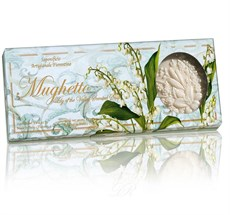 SAPONIFICIO ARTIGIANALE FIORENTINO BANYO SABUNU 3X125GR LILY OF THE VALLEY